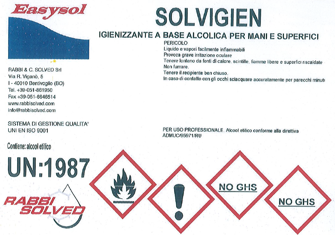 new product SOLVIGIEN