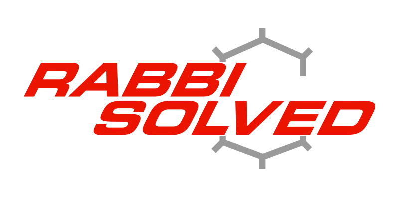 Rabbi Solved is open